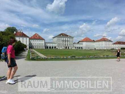 Schicke, sonnige -Maisonetten-Dachterrassenwohnung am Nymphenburger Schloss