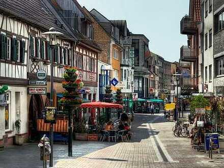 Heppenheim City - gepflegte Praxis oder Büroeinheit in sehr guter Innenstadtlage