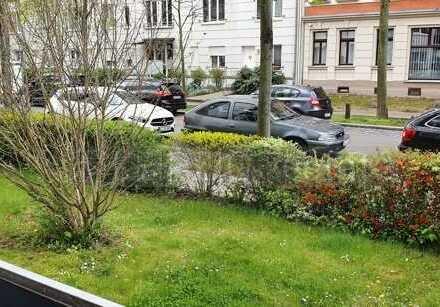 Gemütliche Ein-Zimmer-Wohnung mit Balkon im Neubau, in ruhiger Seitenstraße
