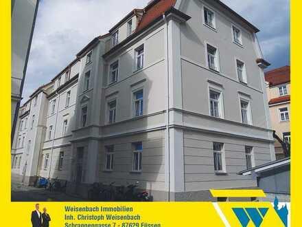 Langjährig und sehr solide vermietete 4-Zimmer-Wohnung in bevorzugter Zentrumslage