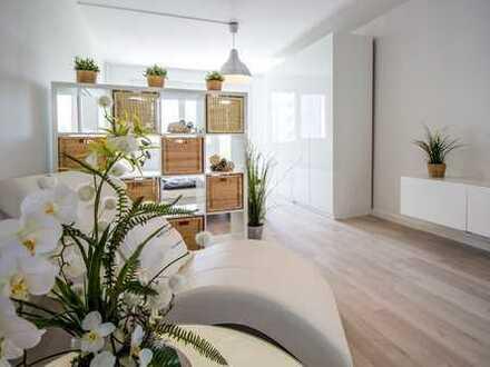 Top sanierte und geräumige 3-Zimmerwohnung mit drei Balkonen