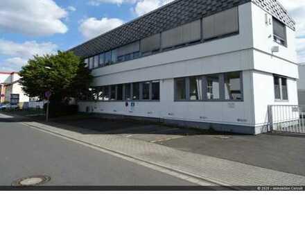 746 m² Lager-/Produktionshalle + 100 m² Bürofläche in Heusenstamm zu vermieten