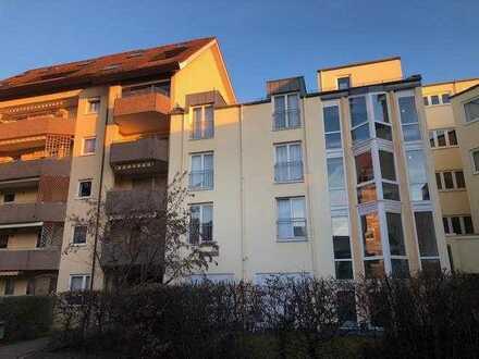 Schöne 3,5 Zimmer im Ortskern von Salach mit Balkon!