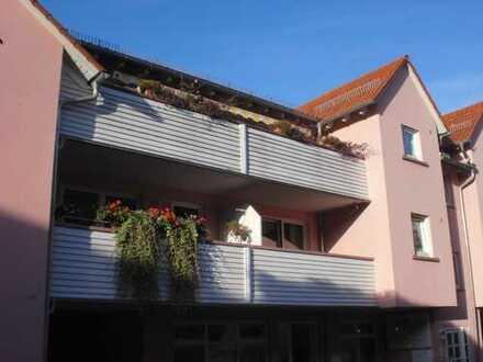 Barrierefreie Wohnung im Zentrum Fränkisch-Crumbachs