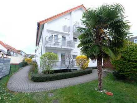 Vermietet 2-Zimmer-Wohnung mit PKW-Stellplatz und Balkon in Sandhausen!