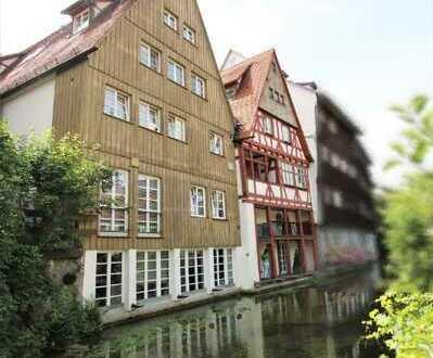 WG-fähige Wohnung in der Ulmer Innenstadt