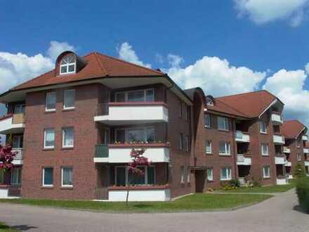 Lüchow: Helle 2-Zi-Whg. mit Balkon und Einbauküche