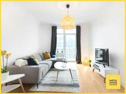 Hochwertig möblierte 2-Zimmerwohnung in Eppendorf (WLAN inklusive)