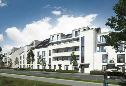 Großzügige 4-5 Zi Neubau ETW mit Garten in Brühl, provisionsfrei, barrierefrei