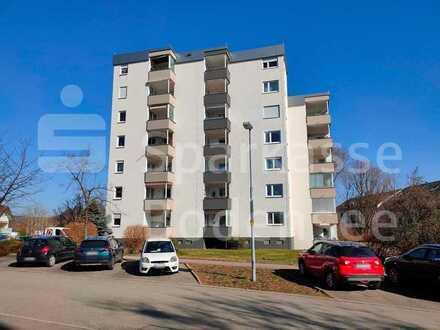 Bezugsfreie 2-Zimmer-Eigentumswohnung in ruhiger Lage mit Garage und Stellplatz