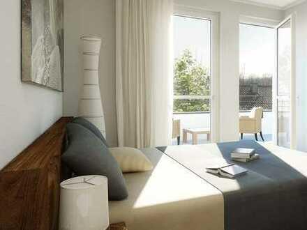 WE1.3 Beletage - tolle Wohnung mit 2 Balkonen