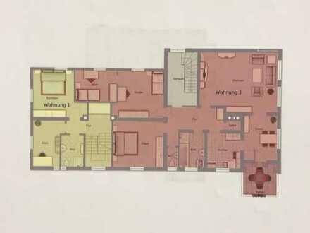 Erstbezug nach Sanierung: freundliche 3,5-Zimmer-Wohnung mit Balkon in Aiterhofen