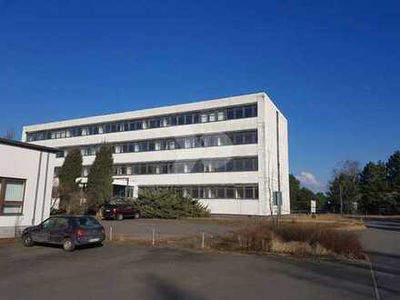 Bürohaus im Industriegebiet Zeisig in Hoyerswerda