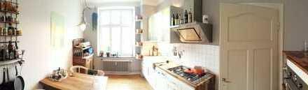 2 möblierte Zimmer in schöner Altbau Wohnung, nähe Aachen Zentrum