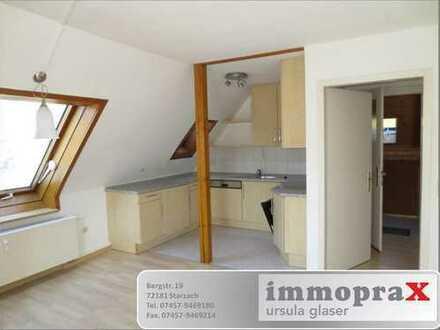 Schöne 2-Zimmer DG-Wohnung in Traumlage - auch super als Ferienwohnung geeignet!