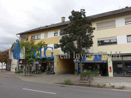 Sehr schöne geräumige 2-Zimmerwohnung in guter Lage in Altlussheim