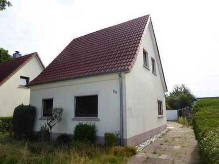 Denkmalgeschütztes Einfamilienhaus in Oldenburg, Bloherfelde