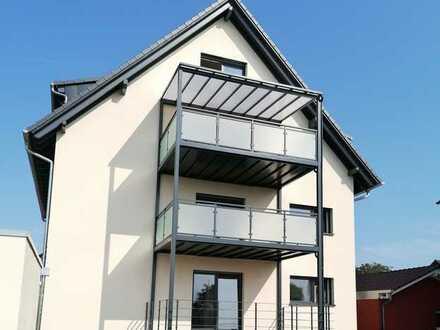 Erstbezug mit Terrasse/Balkon: schöne 3,5-Zimmer-Wohnung in Willstätt