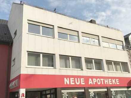 Schöne Dachgeschosswohnung in zentraler Lage in Mitterteich