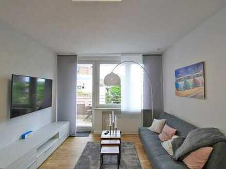 Top ausgestattete möblierte 2-Zimmerwohnung