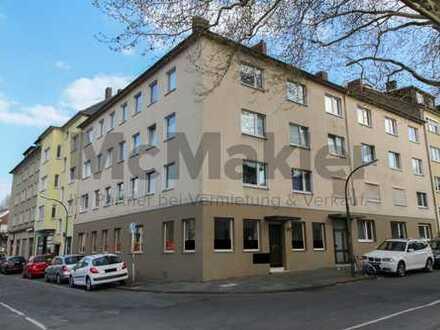 Zentral in Dortmund: Großzügige 3-Zi.-ETW mit Balkon in attraktiver Lage nahe der Innenstadt