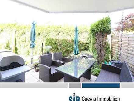 Vermietete Maisonette in ruhiger Wohnlage von Baltmannsweiler - mögliche Rendite von über 3%