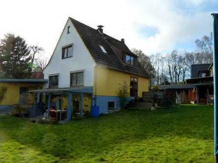 Wohnen auf Zeit! Ritterhude, freistehendes, möbliertes Einfamilienhaus mit schönem Gartengrundstück