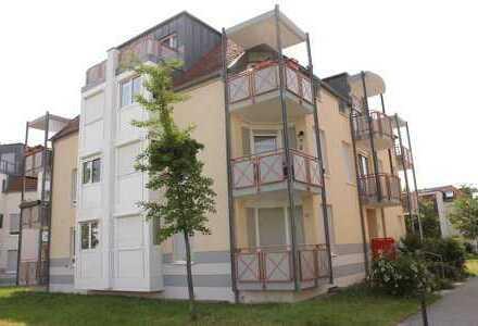 Gemütliche  1 Zimmerwohnung mit Balkon - Küche kann übernommen werden. Ruhige Wohnlage  - Nähe BM