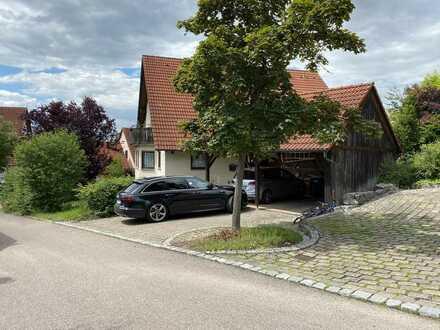 Großzügige, gepflegte 4 Zi. Wohnung in Vellberg-Talheim