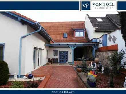 Idyllisch gelegene Dachgeschosswohnung im Weindorf