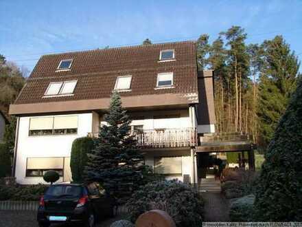 130m² große Dachgeschosswohnung in Otterberg - Waldrandlage