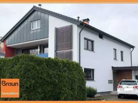 Ref.Nr. 406769 Stilvolle und moderne 3,5-Zi.-Mietwohnung in bevorzugter Wohnlage von VS-Schwenningen