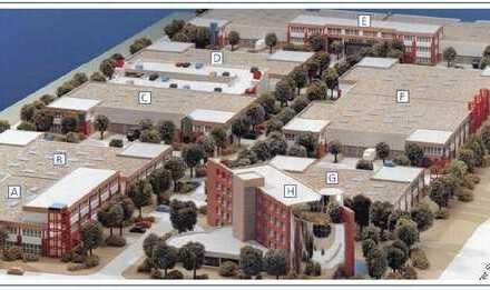 *Provisionsfreie* Hallen- und Büroflächen im Gewerbepark mit erstklassiger Verkehrsanbindung