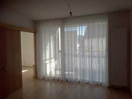 Betreutes Wohnen, 1,5-Zimmer-Wohnung mit Balkon und Einbauküche in Albstadt