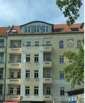 Ostkreuz - ruhige 2-Zimmer-Altbauwohnung in guter Wohnlage