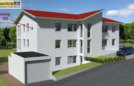 Moderne Neubauwohnung zu verkaufen