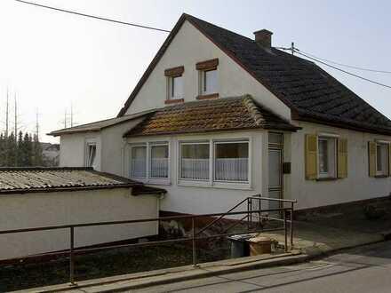 Wohnhaus in malerischer Hunsrücknatur!