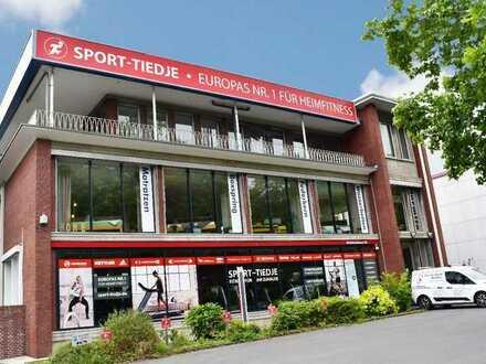 Ca. 120 m² Büroflächen direkt am Rheinlanddamm, gegenüber der Westfalenhallen/Messegelände!