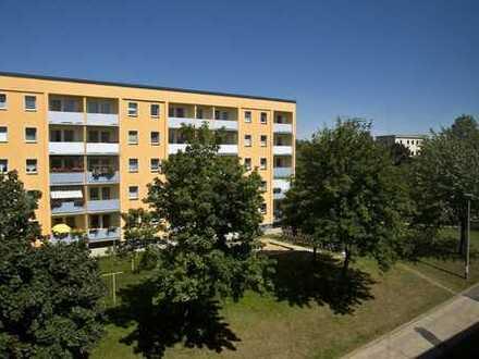Gemütliches Zuhause - bezugsfertige 3-Raumwohnung mit Balkon