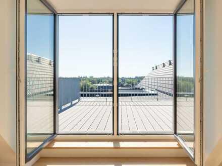 4-Zimmer Penthousewohnung im Erstbezug im Neubau in zentraler Lage nach KfW55-Standard In Bredstedt