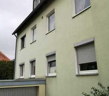 Gepflegte komplett möbliert3-Zimmer-Dachgeschosswohnung mit Balkon und Einbauküche in Barsinghausen