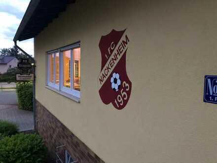Gaststätte/ Vereinsheim 1. FC Nackenheim