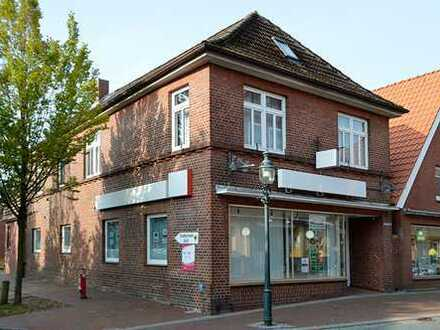 Wohn-/Geschäftshaus in zentraler Lage in Otterndorf