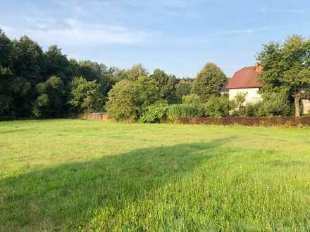 Baugrundstück in Haselbachtal