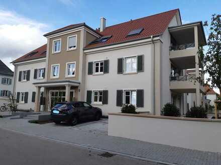Stilvolle, neuwertige 4-Zimmer-Wohnung mit Balkon in Speyer