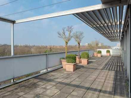 Exklusives Penthouse mit Blick über München Schwabing