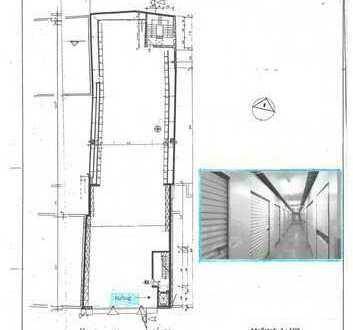 Vielseitig nutzbare Archivräume - Individuelle Größe/Aufteilung