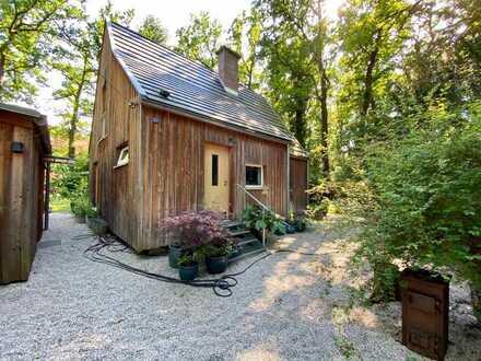 Haus für Naturliebhaber in einmaliger Lage am Schlosspark Nymphenburg