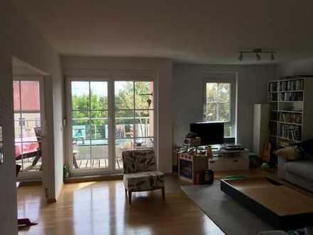 3-Zimmer-Wohnung 93qm mit Balkon in Nürnberg Veilhofstr.