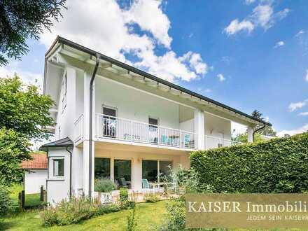 Solide Doppelhaushälfte in Starnberg mit Doppelgarage